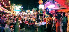 Phuket, Patong. Verblüffendes hat ein Trivago Preisvergleich der Hotelzimmerpreise ergeben: Thailand ist am billigsten, Monaco am teuersten: Günstig kommen Urlauber demnach im Moment auch an der Costa Brava und Costa del Sol unter.    In thailändischen Urlaubsorten sind die