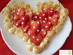 Tarta San Valentín con Thermomix