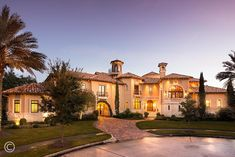 11010 N Country Squire : This 2012 Mediterranean-style mega home... Photo-5793269.78694 - Houston Chronicle