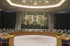 6 octobre 2016 – Le Conseil de sécurité de l'ONU a choisi jeudi, lors d'un vote par acclamation, de recommander l'ancien Premier ministre Portugais António Guterres, au poste de Secrétaire général de l'Organisation pour succéder à Ban Ki-moon à partir du 1er janvier 2017.