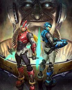 #megaman #megamanx #zero #protoman #bass #drwilly #drlight #capcom #nintendo #supersmashbros #videogames #anime #manga #comics #l4l #f4f #doubletap #nerdygirlnation #hotgamergirls by nerdy_girl_nation