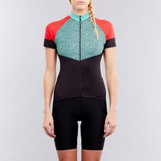 Forward Cycling Saved by the bell Women's cycling jersey on OMNIUM