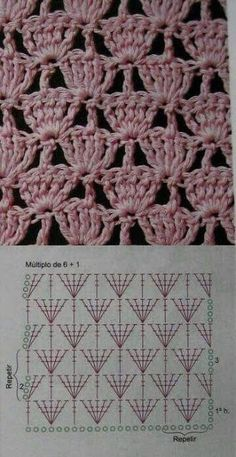 Luxe Pillow Trio free crochet pattern in Red Heart Dreamy yarn. This soft, brush… Luxe Pillow Trio free crochet pattern in Red Heart Dreamy yarn. This soft, brush…,Handarbeiten Luxe Pillow Trio free crochet pattern. Crochet Stitches Chart, Crochet Motifs, Crochet Diagram, Knitting Stitches, Free Crochet, Knitting Patterns, Crochet Patterns, Start Knitting, Crochet Designs