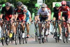 Gallery: 2014 Eneco Tour, stage 2 - Andre Greipel (Lotto-Belisol) never figured in the sprint finale, rolling in 10 seconds behind in 29th place. Photo: Tim De Waele | TDWsport.com.