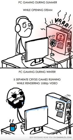 my gaming is very similar