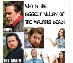 Gimple, you're devilish.