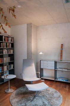 0008_Foto1 - Eigentumswohnung: Zürich – Planung Raum-, Farb- und Lichtkonzept - d sein werke
