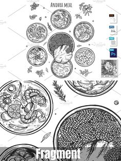 Vegetable Design, Decorative Plates, Traditional, Meals, Tableware, Kitchens, Dinnerware, Meal, Dishes