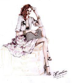 Chanel-inspired