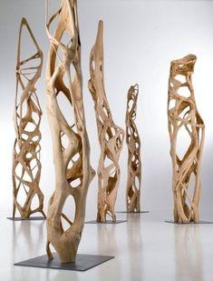 Sculpture for public space SAHTA MAOLI