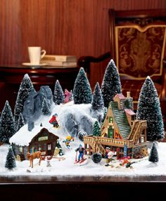 Lemax Music files This is a great way to have your holiday village music played through a high definition stereo system. Scandi Christmas, Christmas Town, Miniature Christmas, Christmas Villages, Christmas Projects, Winter Christmas, Christmas Village Display, Christmas Decorations, Jolly Holiday