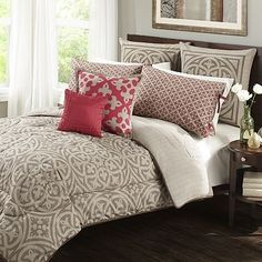 Just got this bedding for my apartment! Love it!