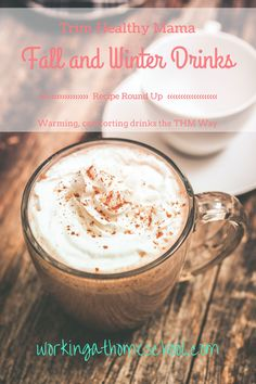 THM HOT BEVERAGE RECIPE ROUND UP | A few years ago, I used to drive through Starbucks or make hot cocoa (you know, of the Swiss Miss variety) to warm up, but since I've been on the Trim Healthy Mama Plan those aren't the best options for me anymore. I've found that the Trim Healthy Mama options are MORE satisfying (and delicious),...Read More »