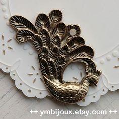 peacock pin