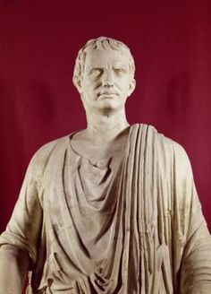 Lucius Cornelius Sulla - Dictator, General, marched on Rome twice. Initiated proscriptions, which almost swept up Julius Caesar. Actually resigned from the dictatorship