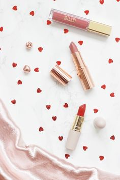 Valentine's Day Lipsticks | Pint Sized Beauty