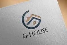 4 Circle G - House Home Realty ~ Logo Templates ~ Creative Market Arquitectura Logo, Kreis Logo, Creative Logo, Logo Branding, Branding Design, Inmobiliaria Ideas, Logo Image, Property Logo, What Is Fashion Designing