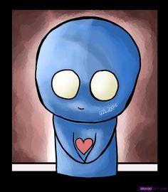 Cartoon Emo http://cartoon-emo-pics.blogspot.com/ Cartoon Emo Pics!. Pon & Zi cartoon, Pon & Zi quotes, Pon and Zi pics, Pon and Zi love, Pon and Zi images, Cute Animated Characters.