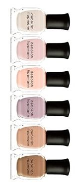 These gorgeous neutral nail colors will be perfect for the bridesmaids to choose from on the wedding day.