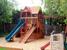 play structures | Places to Play : Home Improvement : DIY Network