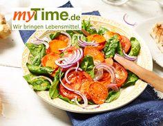 Rezeptfinder Salat mit gegrillten Süßkartoffeln