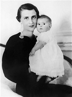 Princess Olga Of Greece And Denmark, the wife Of Prince Paul Of Yugoslavia, and sister of Princess Marina, Duchess of Kent, in