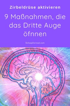 9 ways to open your third eye - The human third eye, also known as the pineal gland, is probably the most powerful and fascinating - Guided Meditation, Opening Your Third Eye, Magic Women, Kundalini Yoga, Qigong, Mind Body Soul, Yoga Routine, Reiki, Health And Beauty