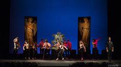 Saggio di fine biennio 2014/2016 degli allievi dell'Accademia Palcoscenico del Teatro Stabile del Veneto diretta da Alberto Terrani. (Ph Serena Pea)