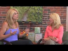 JJ Virgin and Marcelle Pick video on how to use exercise to reduce stress.