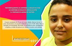 [CIRCUITO DE JUVENTUDE NO RIO DE JANEIRO] Conheça a experiência do jovem Marcos e saiba como ele se tornou um estudante 100% protagonista.
