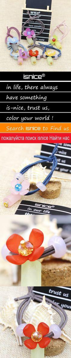 isnice wholesale Hair accessories Flower Hair bands crystal hair ornaments for headwear New 2018 haar accessoires