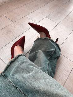 Pumps, Heels, Heeled Mules, Fashion, Heel, Moda, Fashion Styles, Pumps Heels, Court Shoes