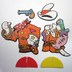 Popeye the Sailor and Olive Oyl