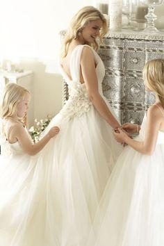 most gorgeous wedding dress