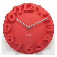 3D Number Mute Wall Clock – USD $ 29.99 http://www.lightinthebox.com/3d-number-mute-wall-clock_p235938.html