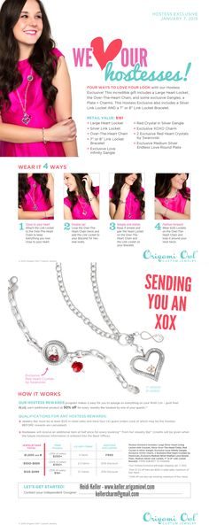 Origami Owl Valentine's Day Hostess Exclusive. Get this entire look at a deep #DISCOUNT or potentially #FREE! ($161 value) Contact www.amandavital.origamiowl.com