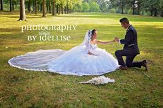 We've decided on forever. Wedding by Photography by Idellise