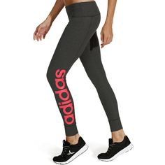 28,00 € - FITNESS Habillement Chaussures Access - Legging fitness femme ADIDAS - ADIDAS