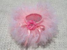 Niza Baby Ballet Girls Kids Tutu danza falda de gasa mullido Tutus faldas KP-HPETS012(China (Mainland))