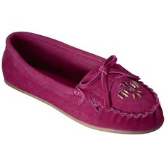 Women's Mossimo® Orla Flat - Pink $19.99
