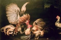 roosters in japanese art - Google Search