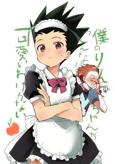 Hunter x Hunter - Gon, Hisoka!  Ich bin Hisoka.. xDD