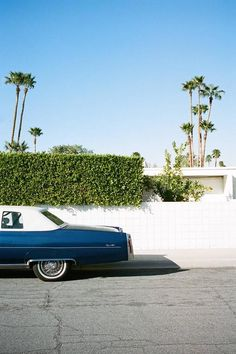 Coupe De Ville, Palm Springs, CA | From a unique collection of color photography at https://www.1stdibs.com/art/photography/color-photography/