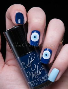 Scratch – Evil Eye | ChitChat Nails