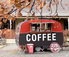 coffee caravan #foodtruck