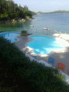 Hotel Lafodia Lopud island Croatia