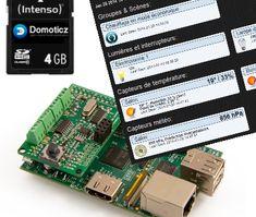 Domoticz : gérer sa domotique avec un Raspberry Pi | ..:: Planète-Domotique : Le Blog ::..