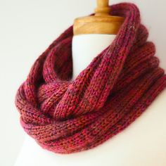 Five by Five cowl - free pattern
