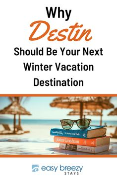 Winter Beach Vacation in Destin - Easy Breezy Stays Destin Florida, Destin Beach, Florida Travel, Vacation Home Rentals, Vacation Destinations, Vacations, Ski Europe, Winter Beach, Beach Activities