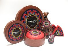 Garrotxa Cheese (Student Project) on Packaging of the World - Creative Package Design Gallery
